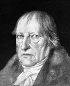 Georg Wilhelm Friedrich Hegel — Stock Photo