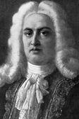 George Frideric Handel — Stock Photo