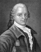 Gotthold Ephraim Lessing — Stock Photo