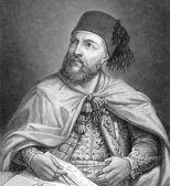 Ibrahim Pasha of Egypt — Stock Photo