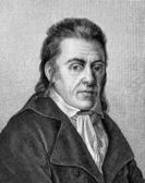 Johann Heinrich Pestalozzi — Stock Photo