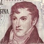 Manuel Belgrano — Stock Photo
