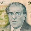 Heitor Villa-Lobos - Stock Photo