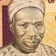 Sir Abubakar Tafawa Balewa — Stock Photo