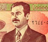 Saddam Hussein — Stock Photo