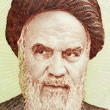 Royalty-Free Stock Photo: Khomeini