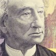 John A. Macdonald — Stock Photo