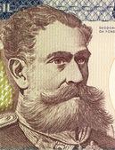 Deodoro da Fonseca — Stock Photo