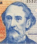 Bartolome Mitre — Stock Photo