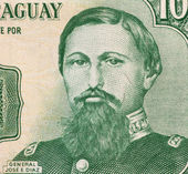General Jose Edubigis Diaz — Stock Photo