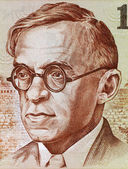 Zeev Jabotinsky — Stock Photo