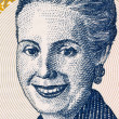 Eva Peron  — Stock Photo