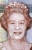 Elizabeth II — Stock Photo