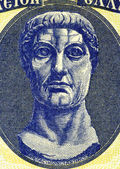 Constantine the Great — Stock Photo