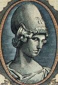 Godess Athena — Stock Photo