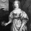 Stock Photo: Elizabeth Cecil, Countess of Devonshire