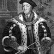 Thomas Howard, 3rd Duke of Norfolk — Stock Photo