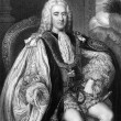 Stock Photo: Thomas Pelham-Holles, 1st Duke of Newcastle