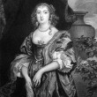 Stock Photo: Anne Carr, Countess of Bedford