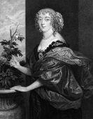 Dorothy Spencer, Countess of Sunderland — Stock Photo