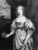 Elizabeth Cecil, Countess of Devonshire — Stock Photo