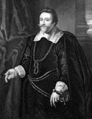Francis Cottington, 1st Baron Cottington — Stock Photo