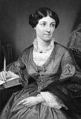 Harriet Martineau — Stock Photo