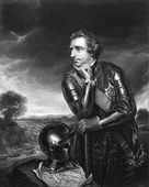 Jeffery Amherst, 1st Baron Amherst — Stock Photo