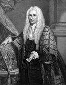 Philip Yorke, 1st Earl of Hardwicke — Stock Photo