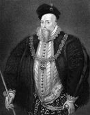 Robert Dudley, 1st Earl of Leicester — Stock Photo