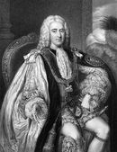Thomas Pelham-Holles, 1st Duke of Newcastle — Stock Photo