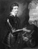 Thomas Wentworth, 1st Earl of Strafford — Stock Photo