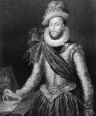 Walter Raleigh — Stock fotografie