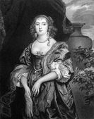 Anne Carr, Countess of Bedford — Stock Photo