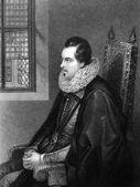 Charles Blount, 8th Baron Mountjoy — Stock Photo