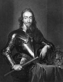 Charles I of England — Stock Photo