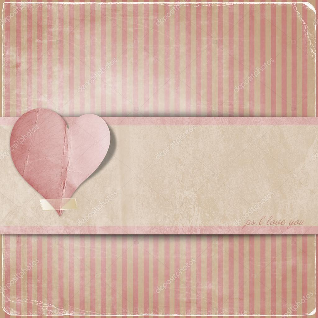 vintage valentine background valentines - photo #8