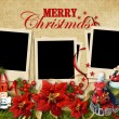 Christmas vintage background — Stock Photo #36376351