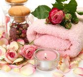 Spa, aromatherapy, massage — Stock Photo