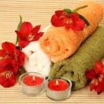 Spa, aromatherapy, massage — Stock Photo #13169721