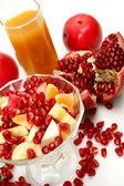 Frutta matura per una sana alimentazione — Foto Stock
