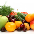Fresh fruit and vegetables — Stock Photo #13186018
