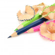 colour pencils — Stockfoto #13186030