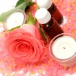 Spa, an aromatherapy, massage - Stockfoto