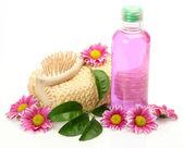 Spa, een aromatherapie-, massage — Stockfoto