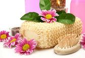 Spa, an aromatherapy, massage — Stock Photo