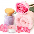 Aromatherapy, spa, massage — Stock Photo