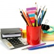 Foto Stock: School accessories