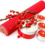 Spa, an aromatherapy, massage — Stock Photo #14276337