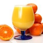 Orangensaft — Stockfoto